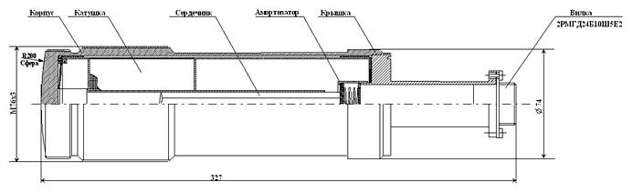 схема УНТУ Импульсный